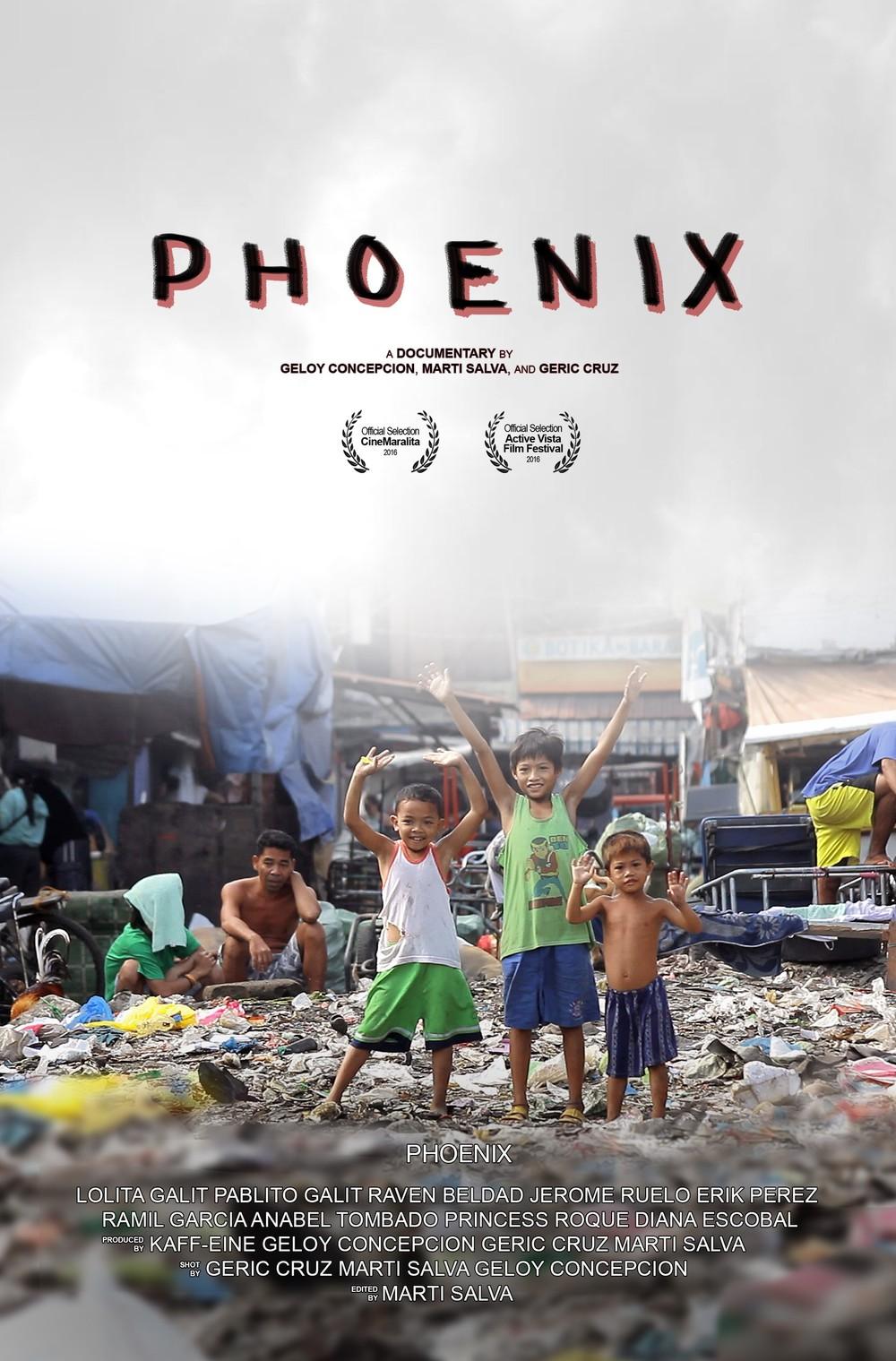 Phoenix documentary (2015)
