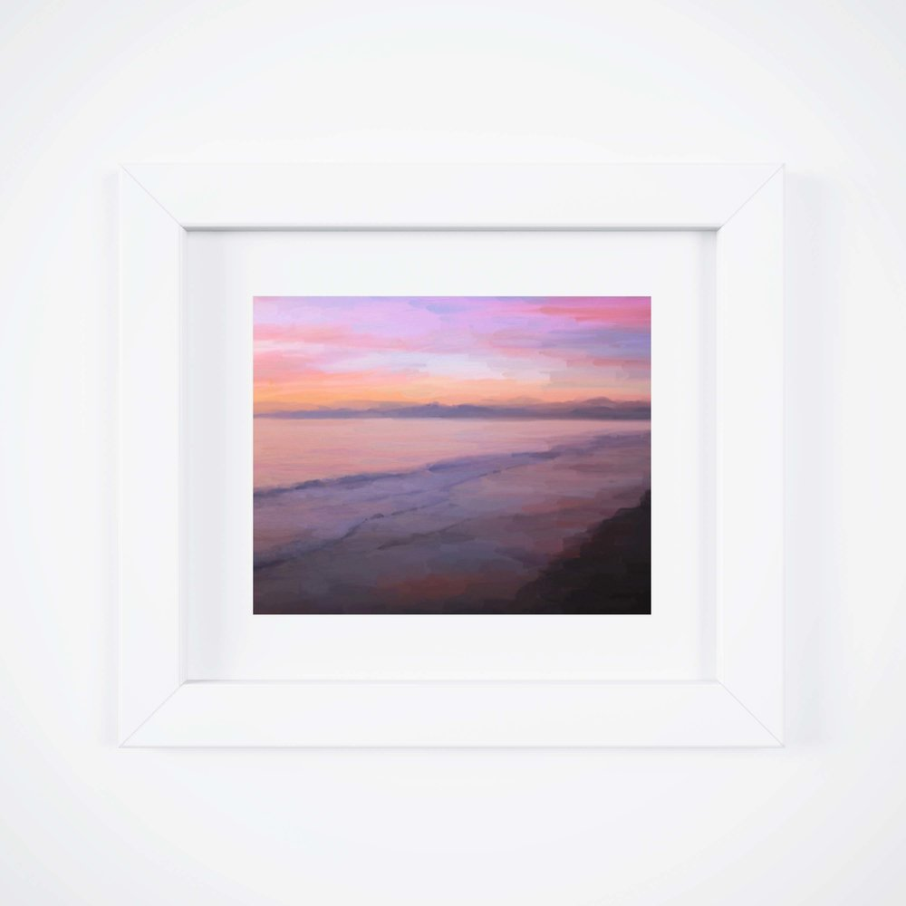 Solana Sunset