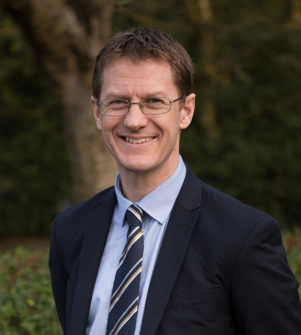 Alan ROE, HEAD, doctor challoner's high school