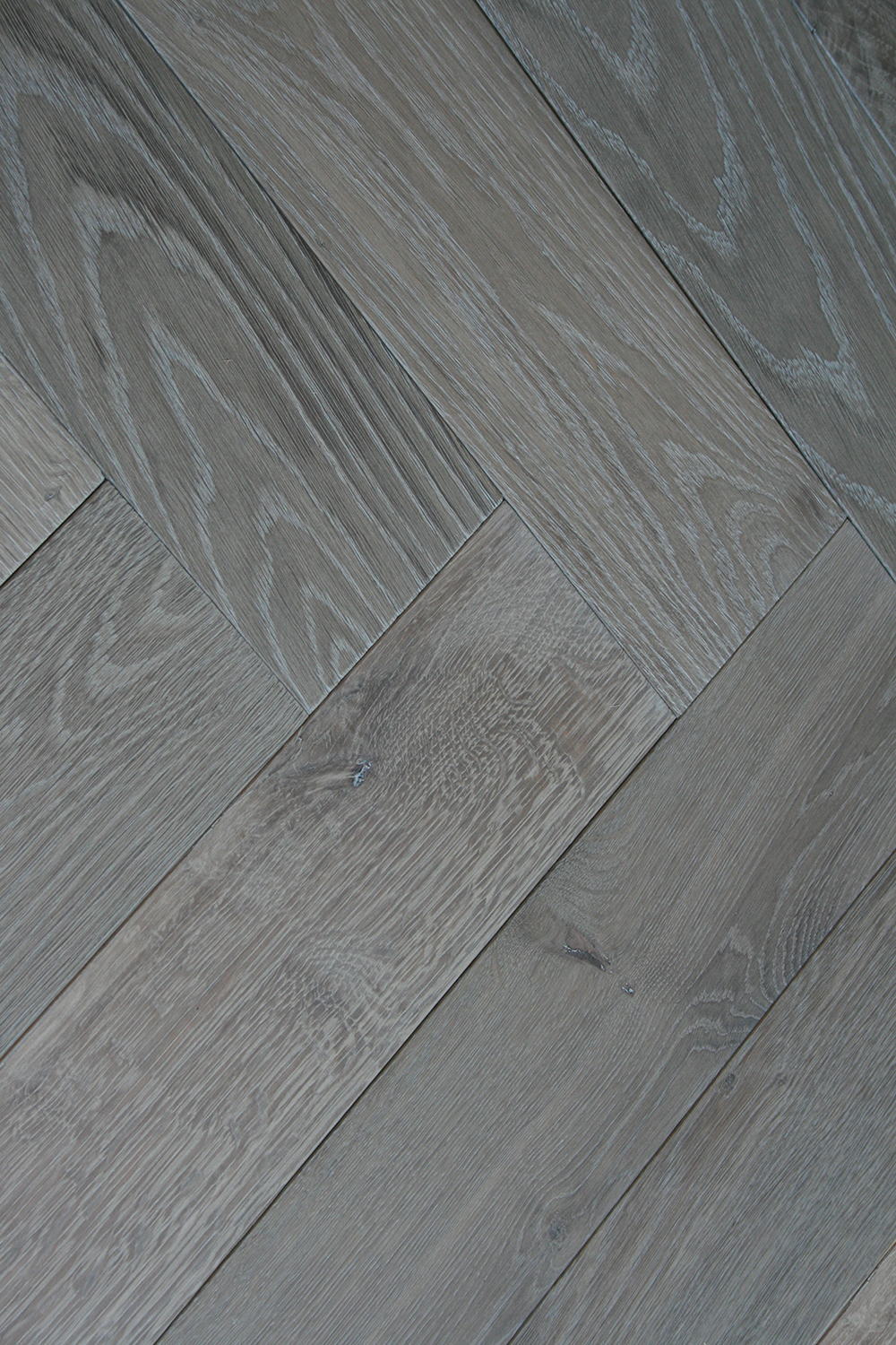 Oak-Herringbone-Grey Mist