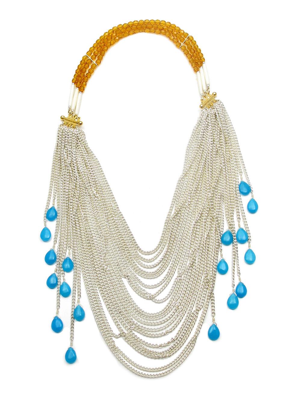 014 Silver Chain Blue Dangle.jpg