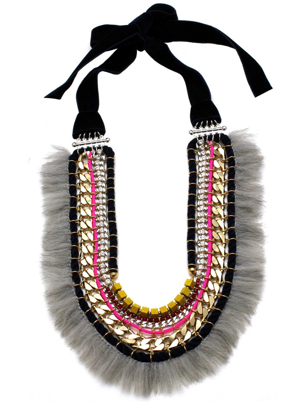 042 - Fur Fringe Necklace.jpg