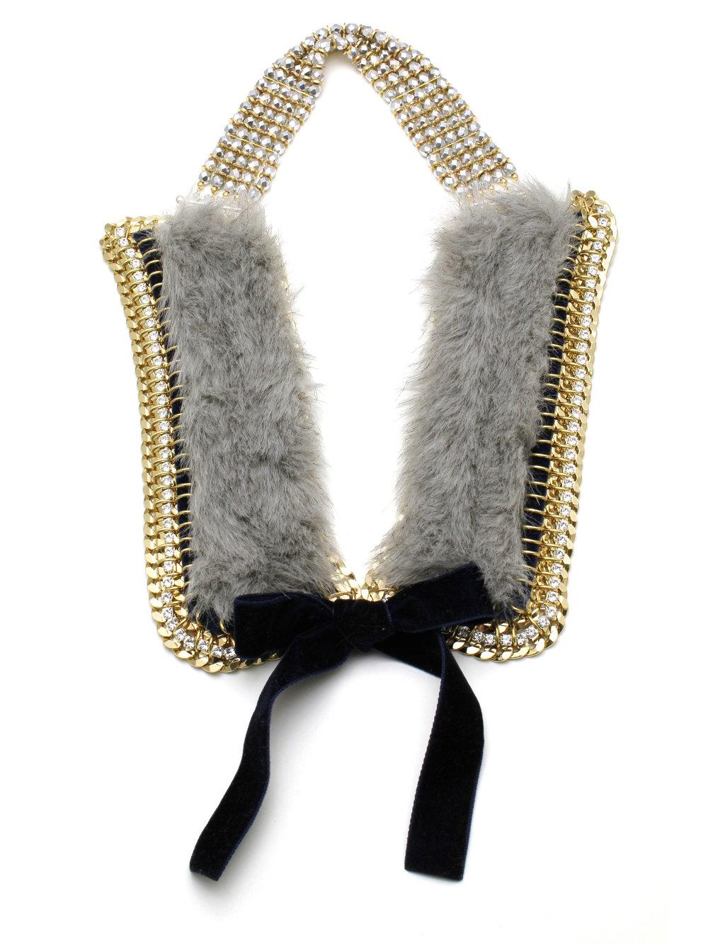 041 - Fur & Crystal Collar.jpg