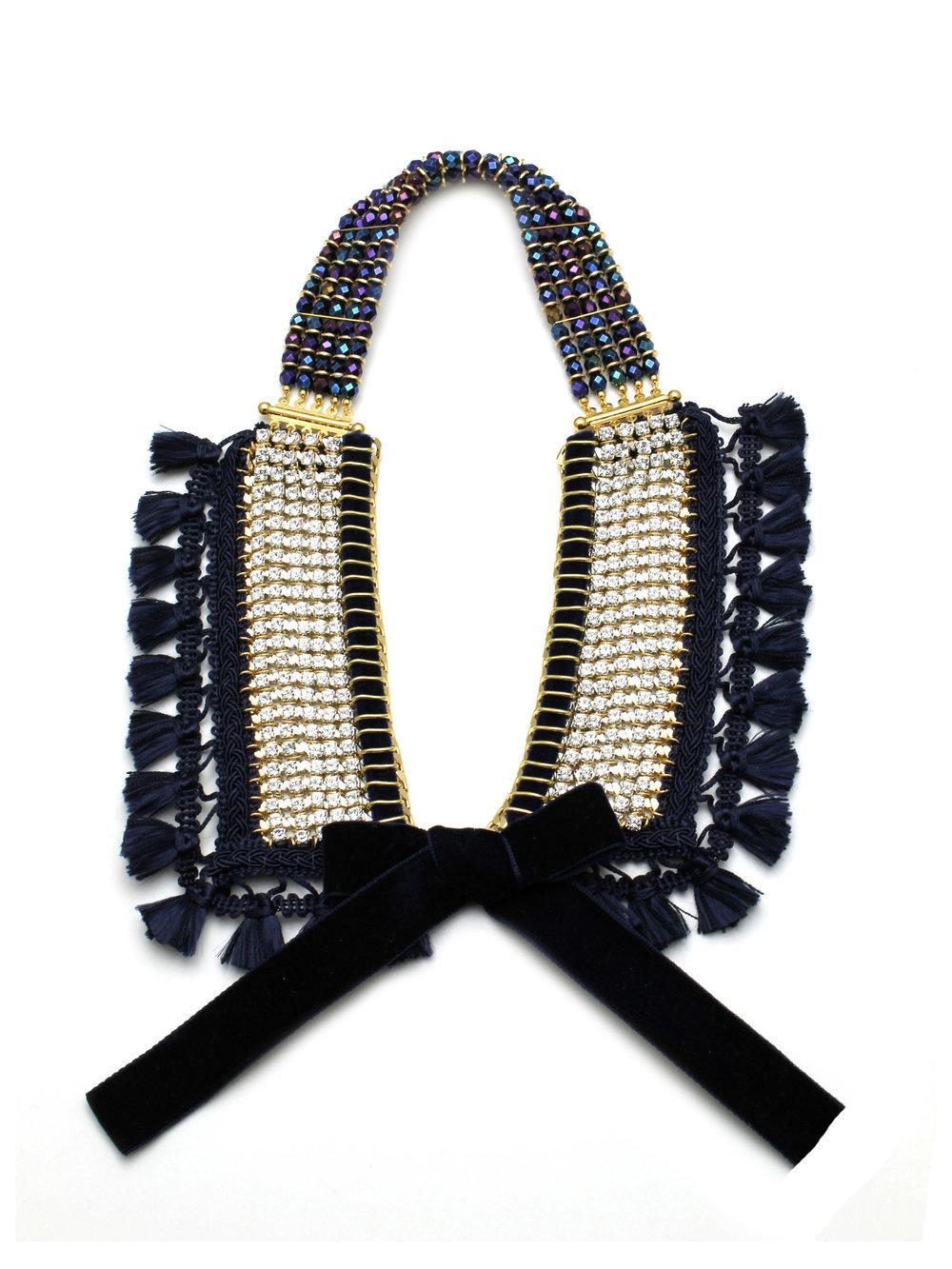044 - Crystal Tassel Collar.jpg
