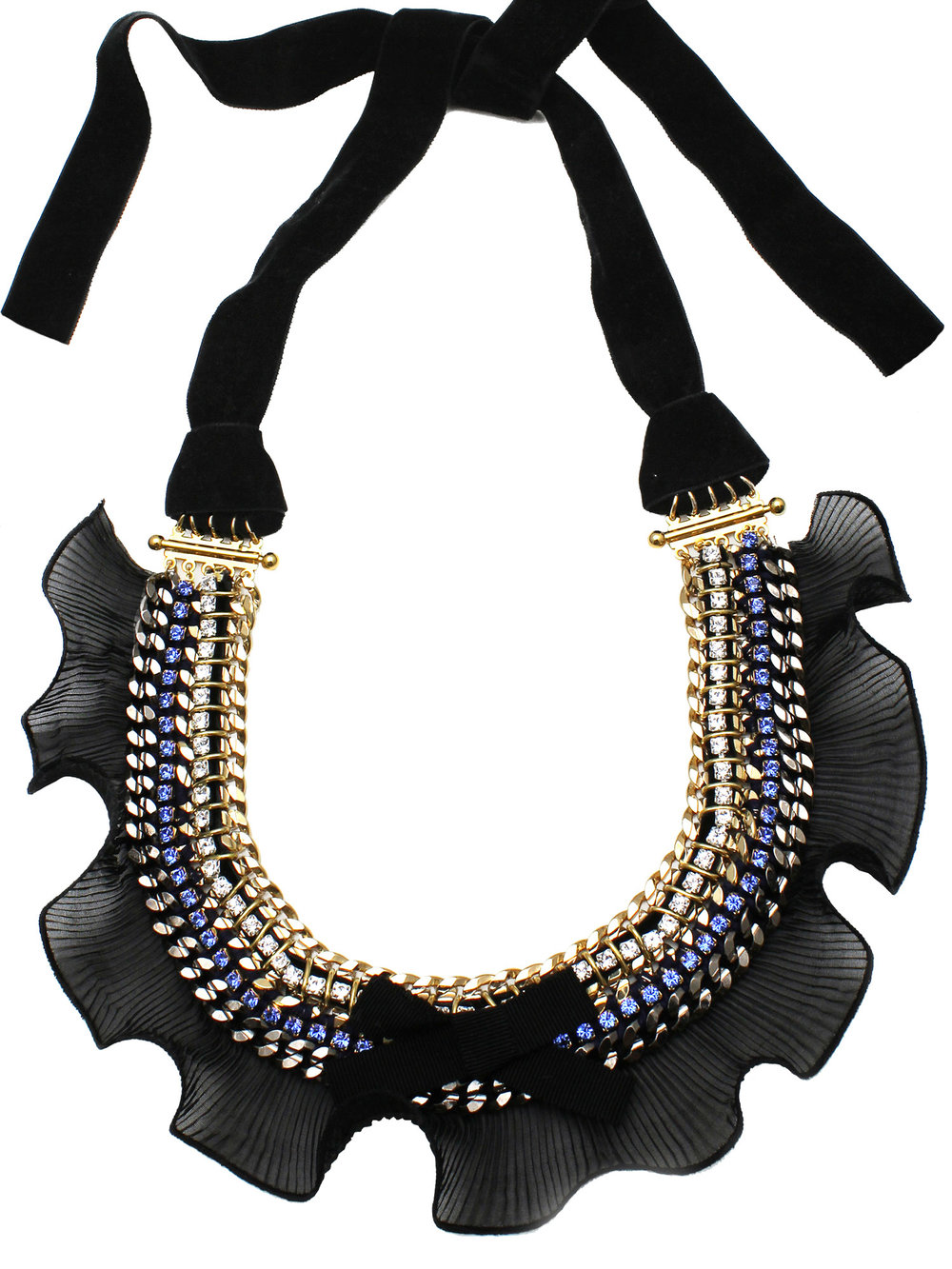 063 - Black Frill Necklace.jpg