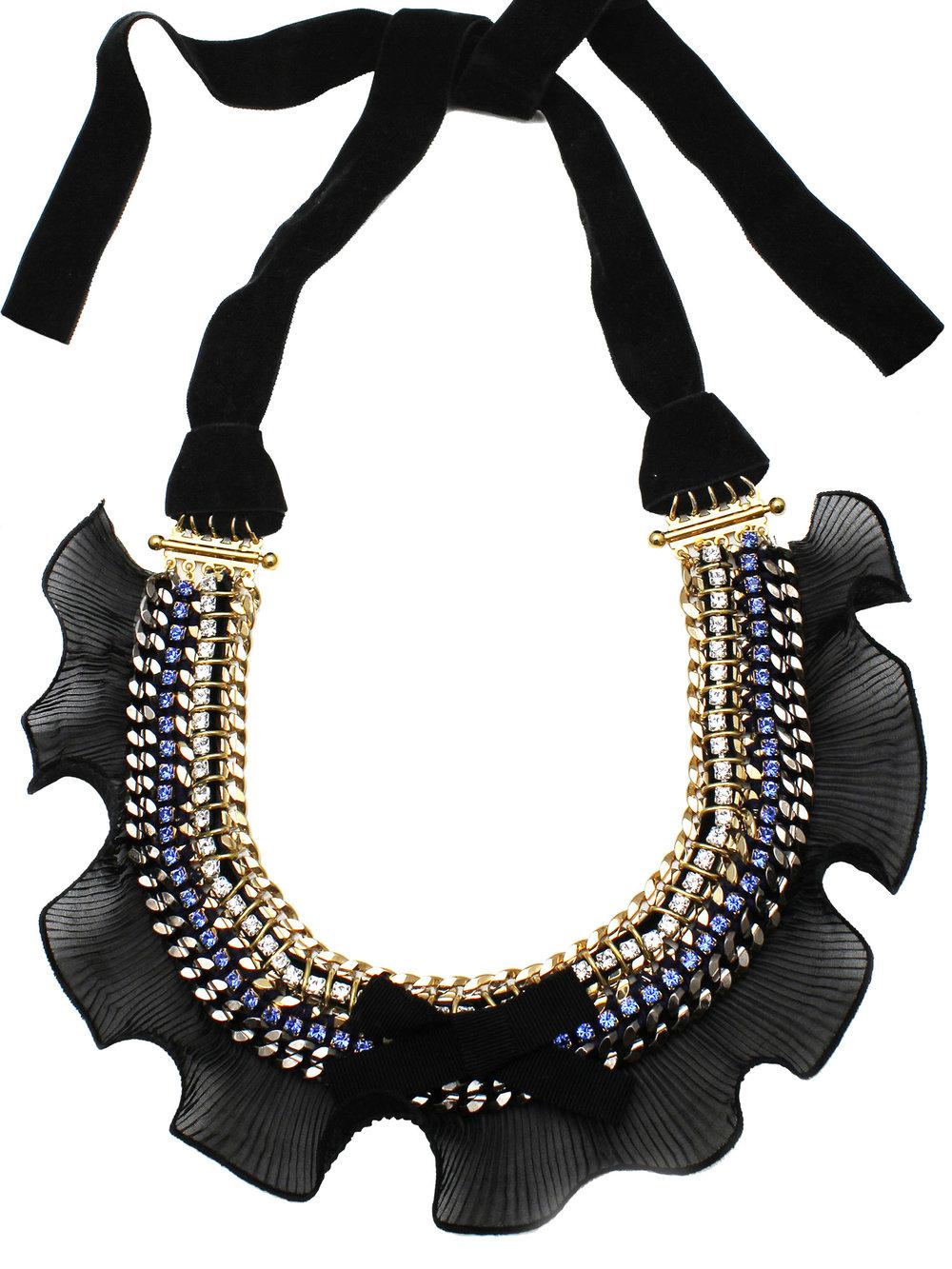 063 - Black Frill Necklace.jpg