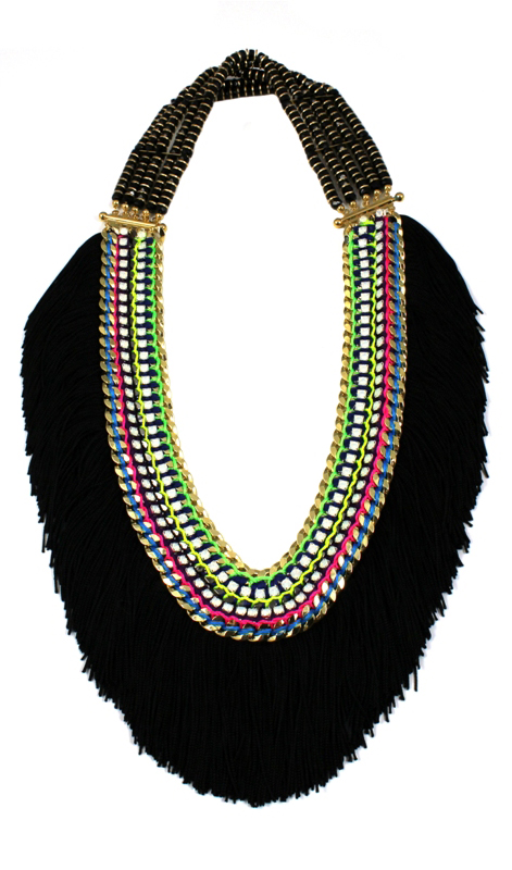 082 Black Fringe Technicolour Necklace.jpg