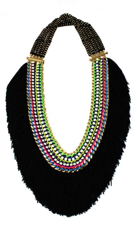 082 Black Fringe Technicolour Necklace.jpg