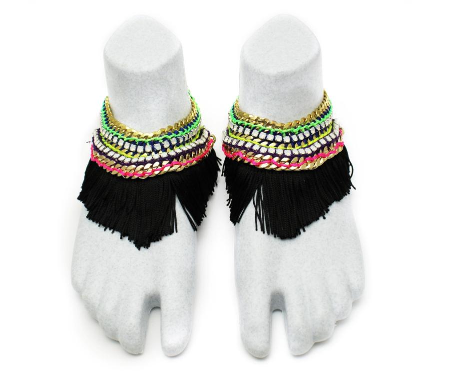 096 Black Fringe Technicolour Foot Embellishment [2].jpg