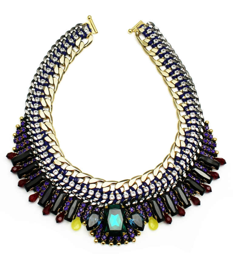 116 - Midnight Embellished Bib Necklace.jpg