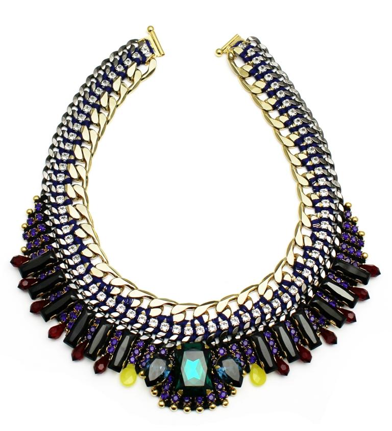 116 - Midnight Embellished Bib Necklace.jpg