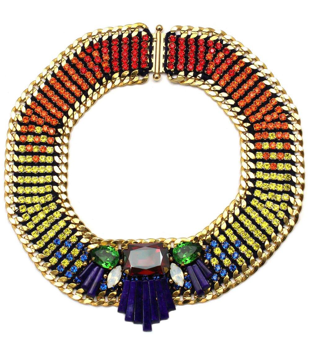 134 Tropicana Bright Deco Necklace.jpg