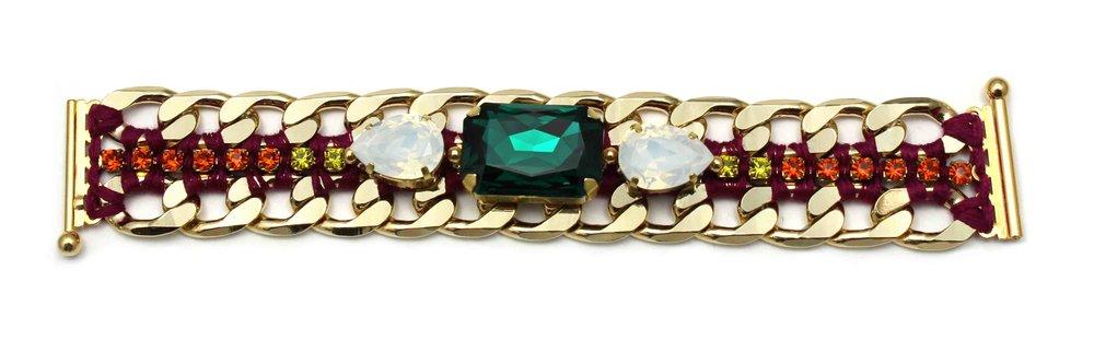 147 Tropicana Bright Chunky Bracelet.jpg