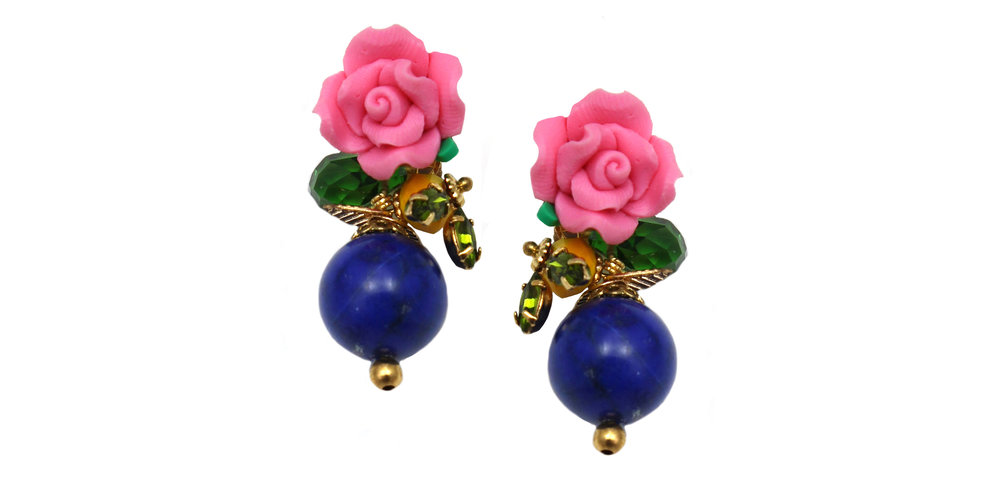 156L Round Drop Botanical Earrings.jpg