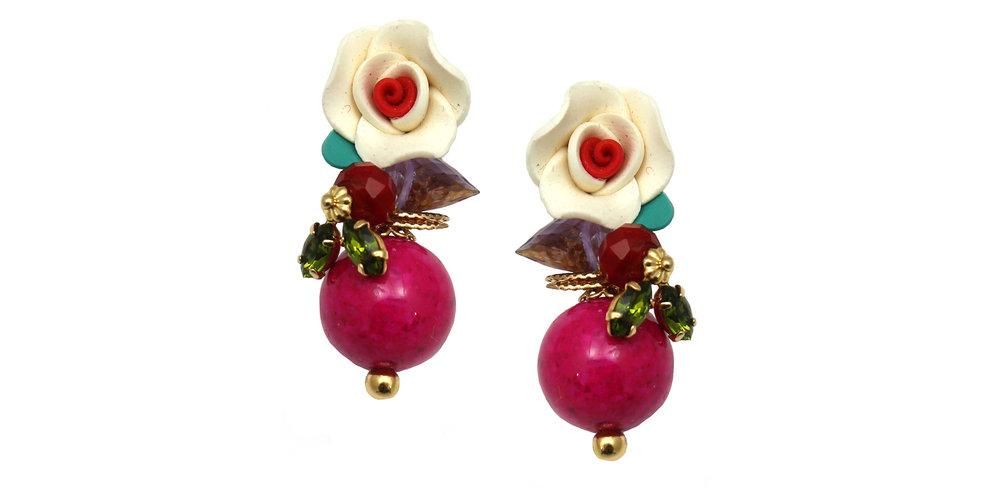 156P Round Drop Botanical Earrings.jpg