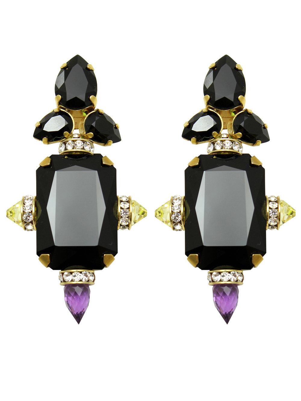 182E-BB Moscow Earrings - Black_Black.jpg