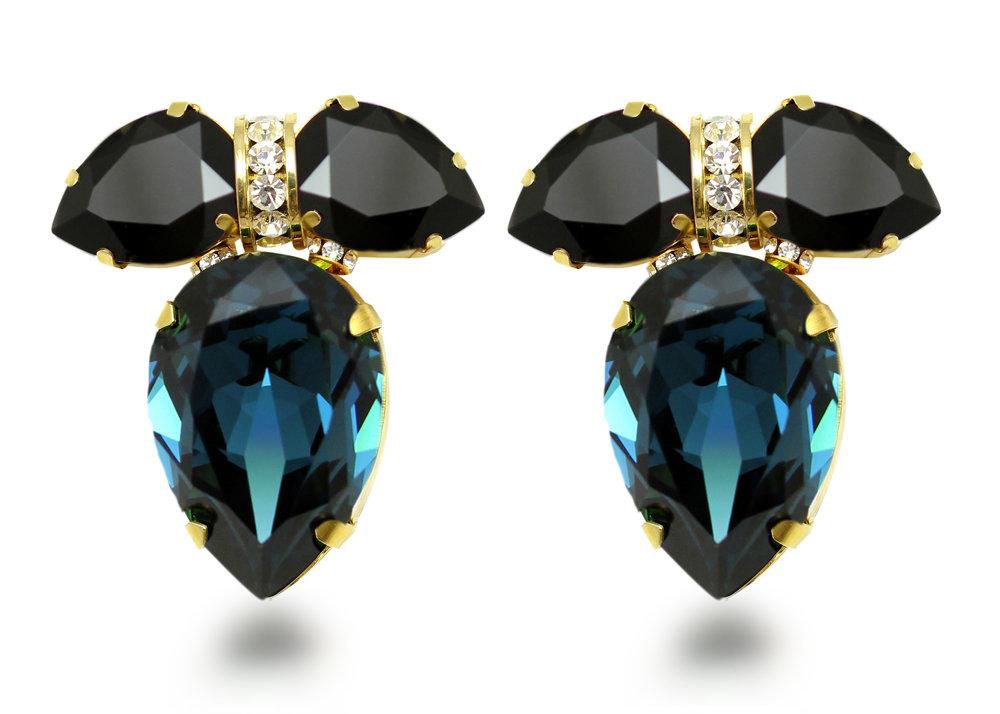 187E-BB Chelsea Earrings Large - Blue_Black.jpg