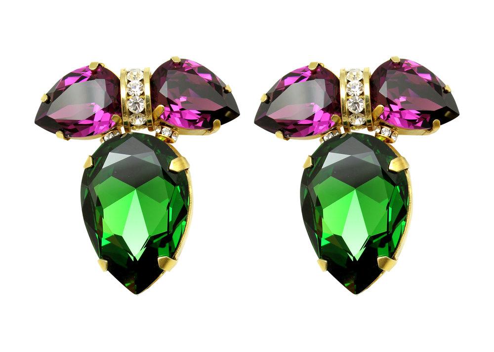 187E-GP Chelsea Earrings Large - Green_Purple (M).jpg