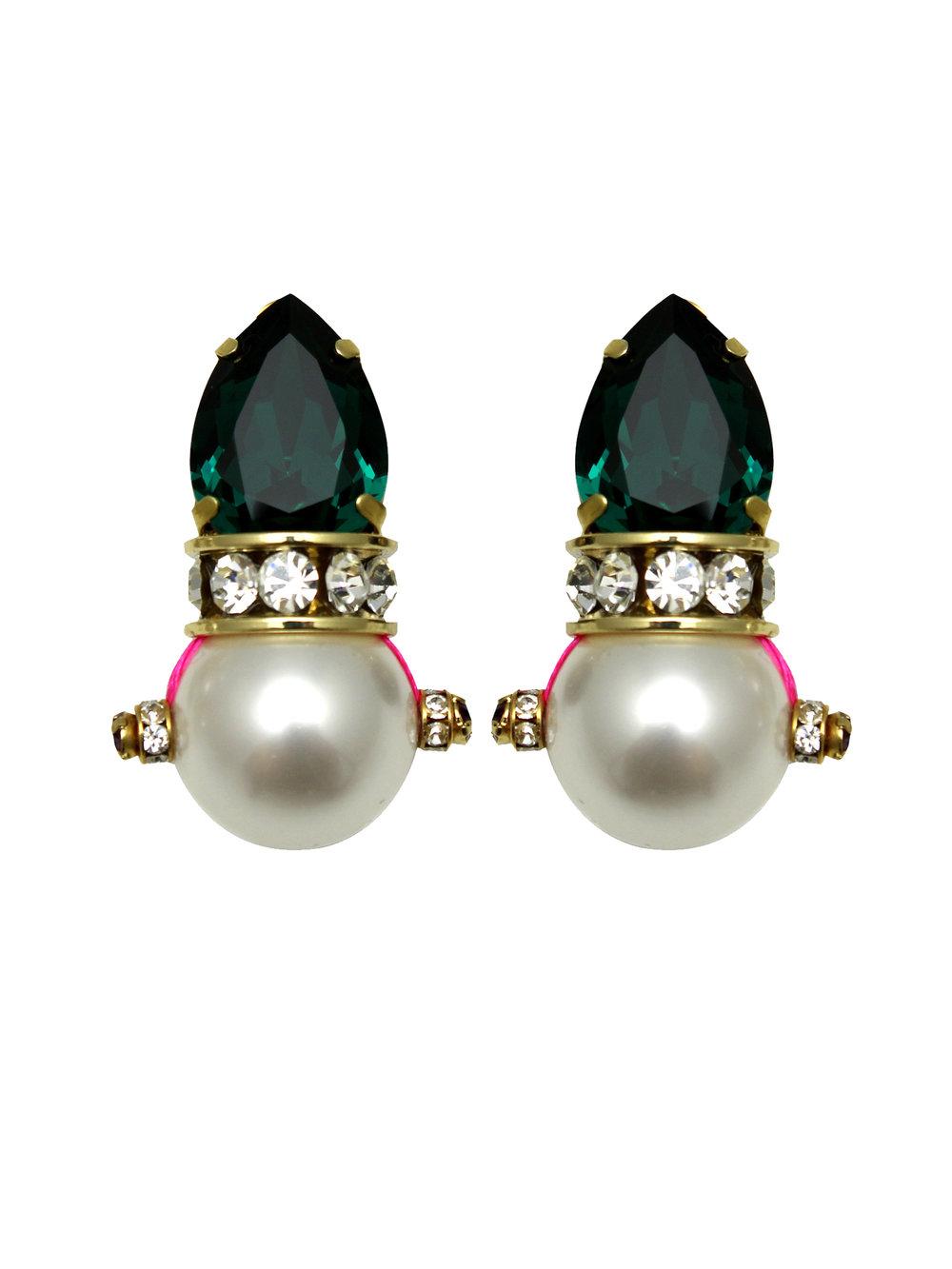 180E-GW Aragon Earrings - Green_White.jpg