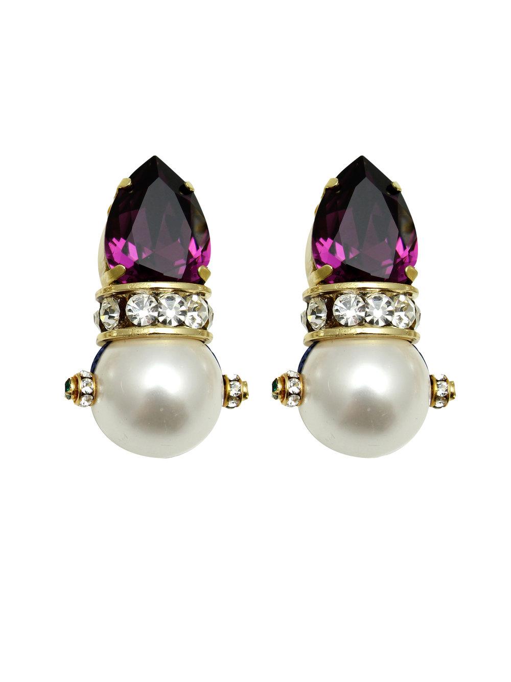 180E-PW Aragon Earrings - Purple_White.jpg
