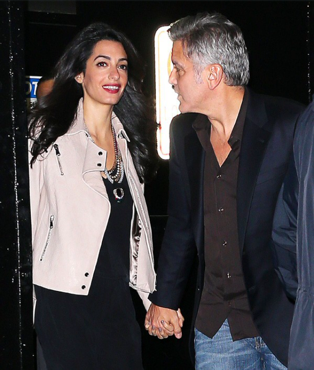 AMAL IN SAPPHIRE & PEARL CORD NECKLACE -