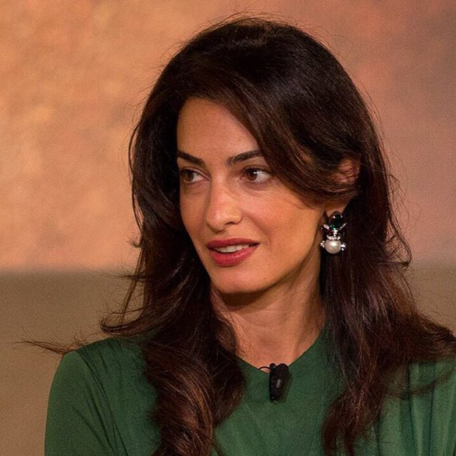 AMAL IN AMSTERDAM EARRINGS -