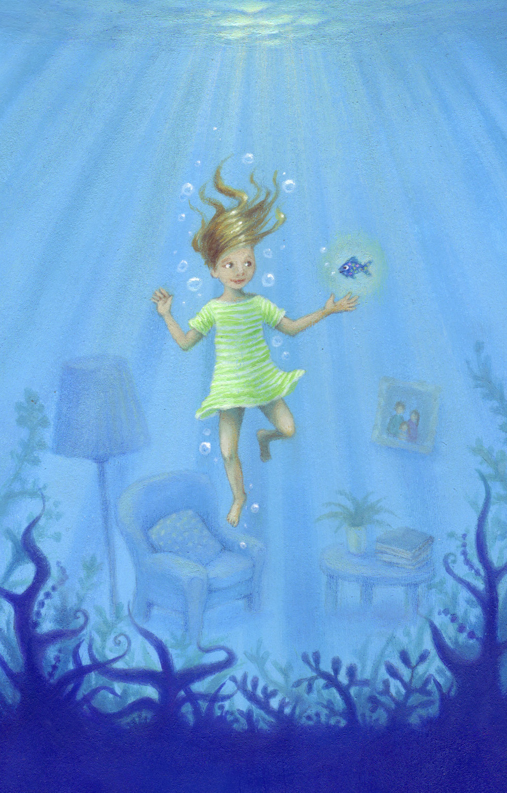 Original SeaHouse cover art.
