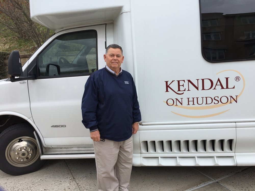 Howie Taxiera, Kendal's third driver.
