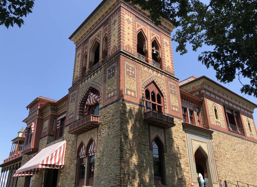 Olana East facade.jpg