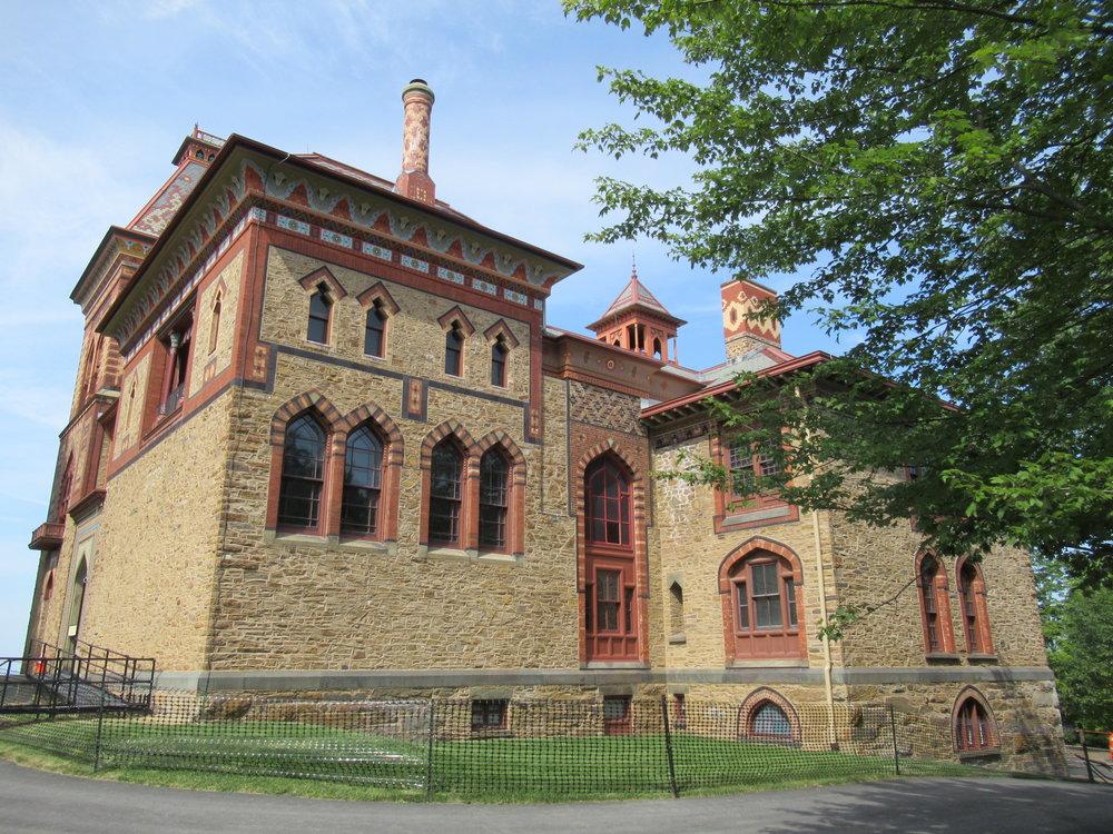 Olana_Frederick Church's estate.JPG