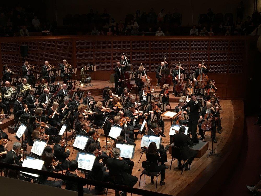 Stravinsky  Firebird  with the San Francisco Symphony Orchestra, Davies Hall