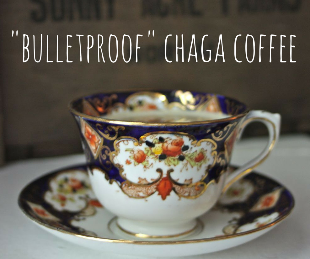 bulletproof chaga coffee