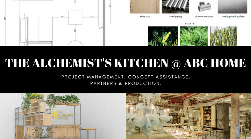 The Alchemist's Kitchen ABC Home New York Rachelle Robinett