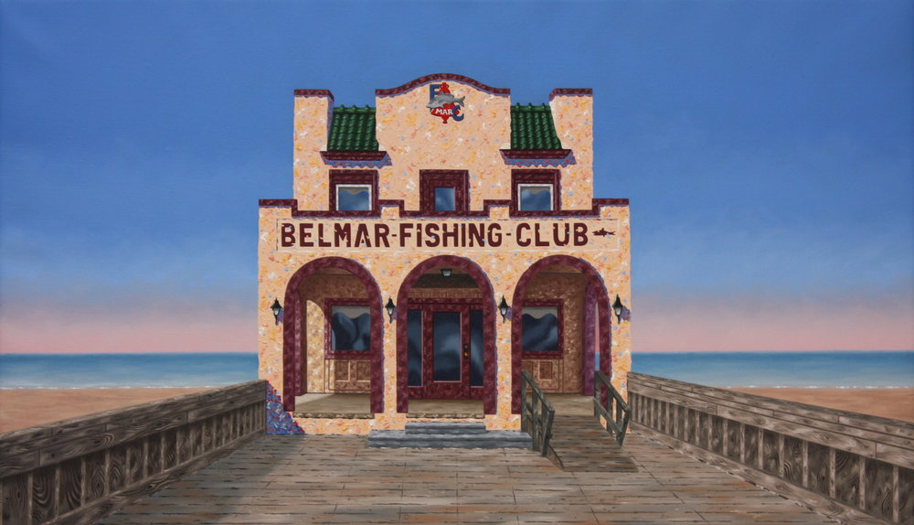 Available work mark oberndorf fine art for Belmar nj fishing