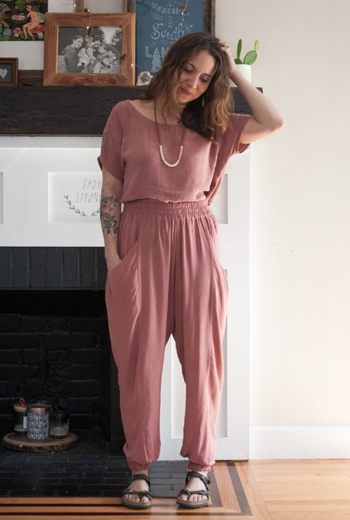 Sew Liberated Arenite Pants — The Crafty Mastermind
