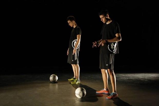 Javi Sanz Aguilar Jaime Artebeta Freestyle Futbol Madrid Espana.jpg