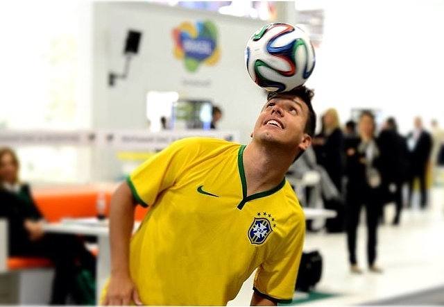Diego Oliveira - Futebol Freestyle Sao Paulo