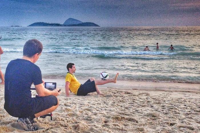 Jonathas Bonela - Futebol Freestyle Rio de Janeiro BrasilFreestyle