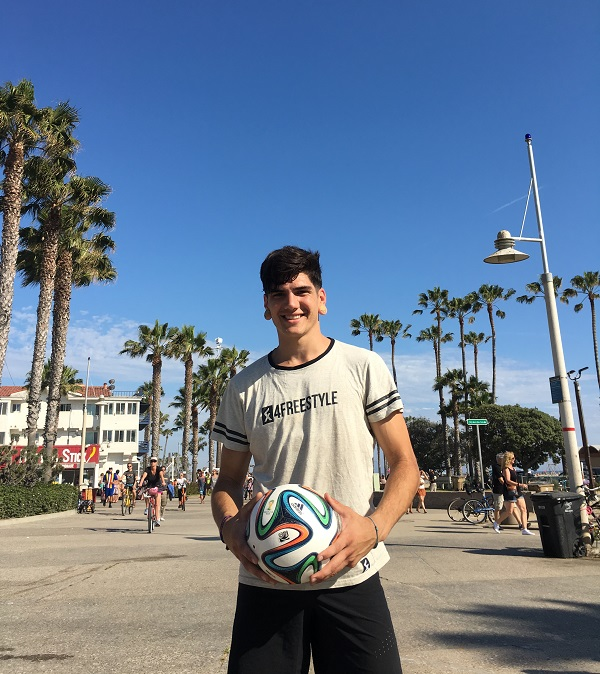 freestyle soccer los angeles