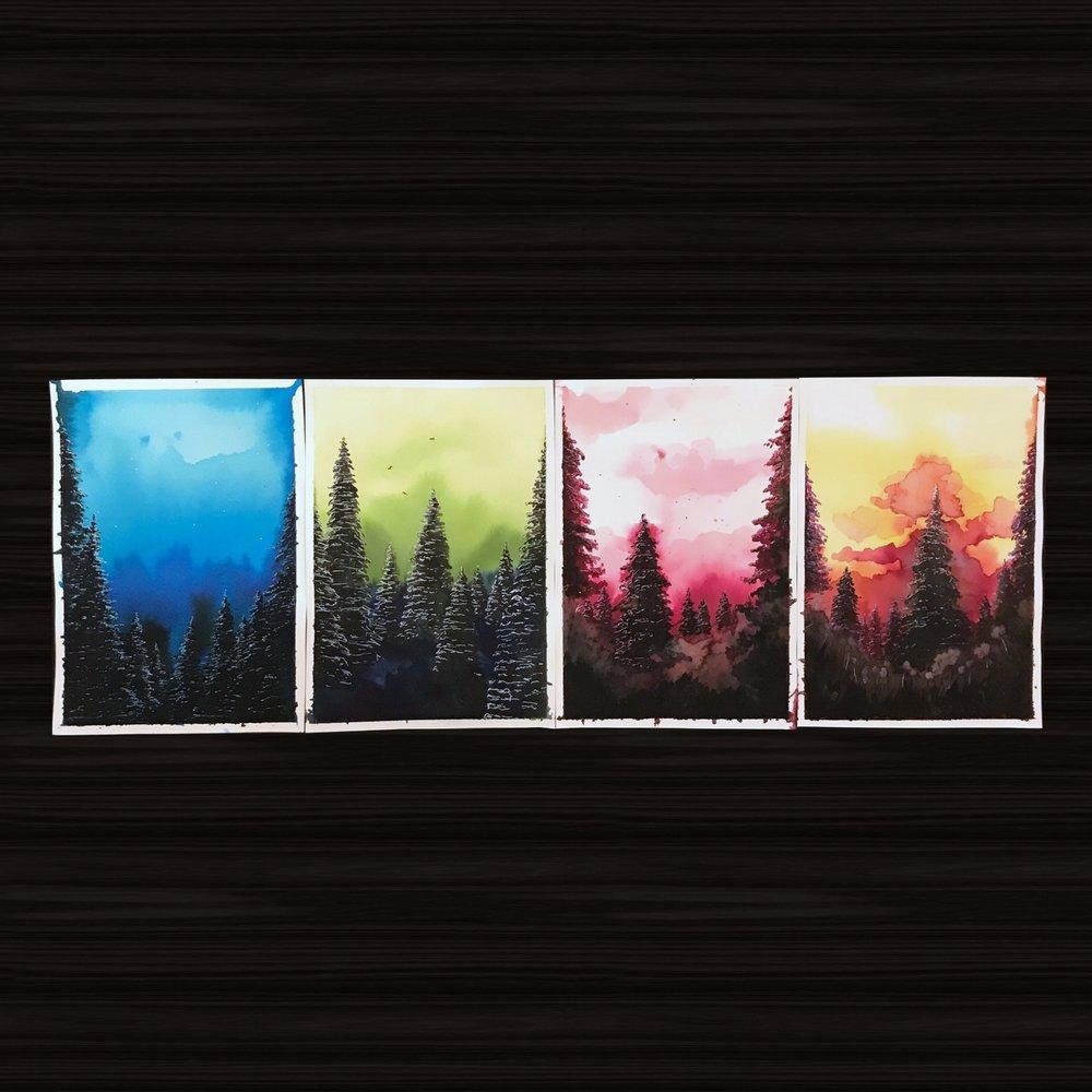 Pine series