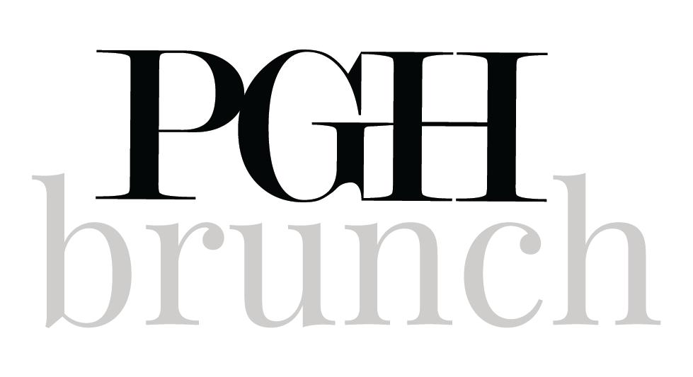 PGH Brnuch Menu