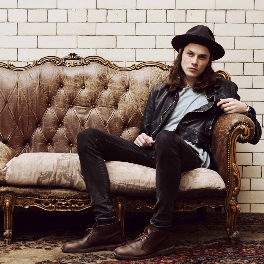 "Listen To James Bay's ""Chaos And The Calm"" Album Right Now"