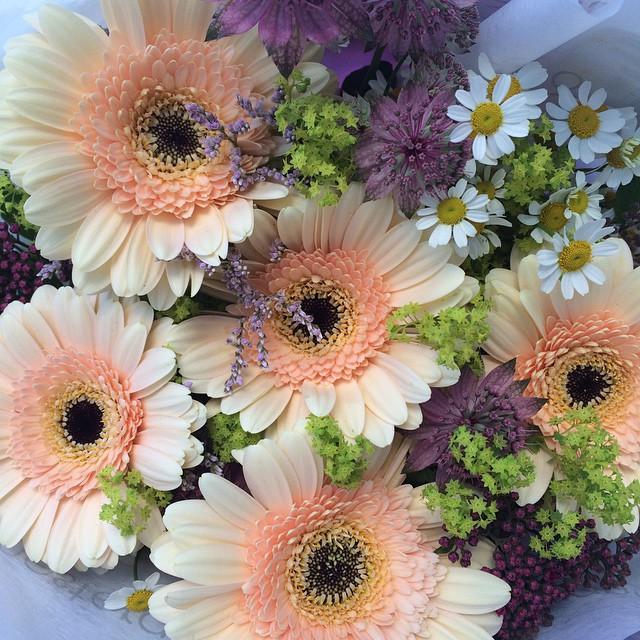 Vi har i dag fått nydelige blomster fra en meget fornøyd konsulent 😊 #vikar #hodejakt #oslo #nyjobb #sommer
