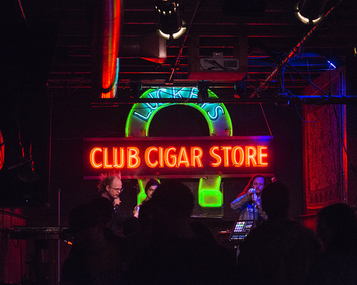 Luckey's Club Cigar Store opened in 1911 and is one of the oldest bars in Oregon. Located in the heart of downtown Eugene, Luckey's has turned into a lively and hip music venue.