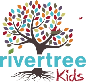The Rivertree Kids Ministry has nearly 100 volunteers serving each week who show God's love to families by welcoming, guiding, leading, teaching, sharing, rocking, playing, creating, singing, and simply loving on the children. We will need another 40 volunteers at Rivertree South. If you would like more information about serving with RT Kids, stop by the Worship One, Serve One table in the lobby this Sunday.