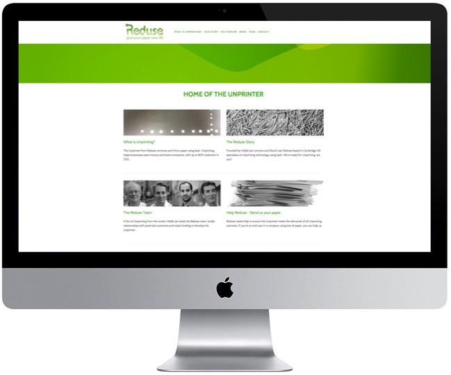 Reduse-website