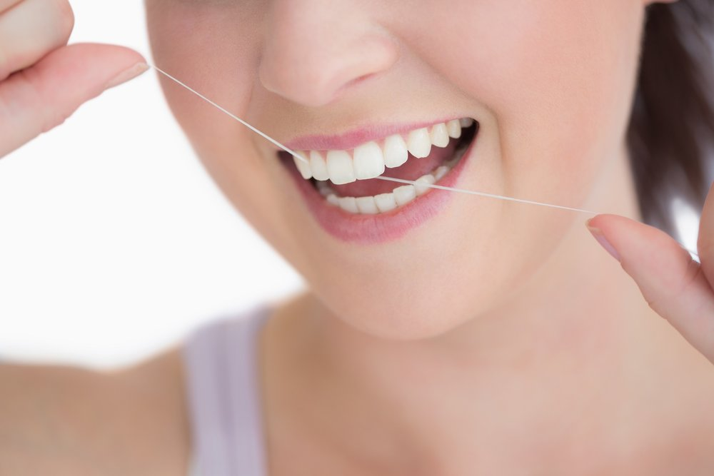 Hygiene by dentist : CHF 90,60- per 1/4 hour