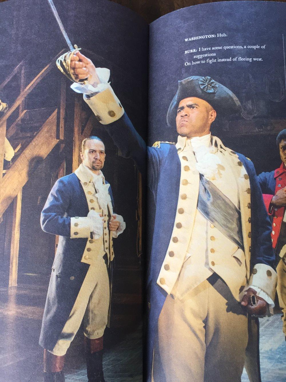 Manuel, Lin-Manuel and McCarter, Jeremy. Hamilton: The Revolution.