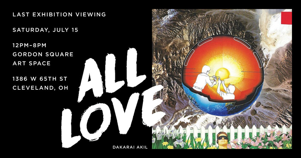 This Saturday from noon to 8pm is your last chance to see my All Love exhibition at Gordon Square Art Space. Stop by and make your final purchases. The featured THISBRANDUSA pieces will go up online soon.