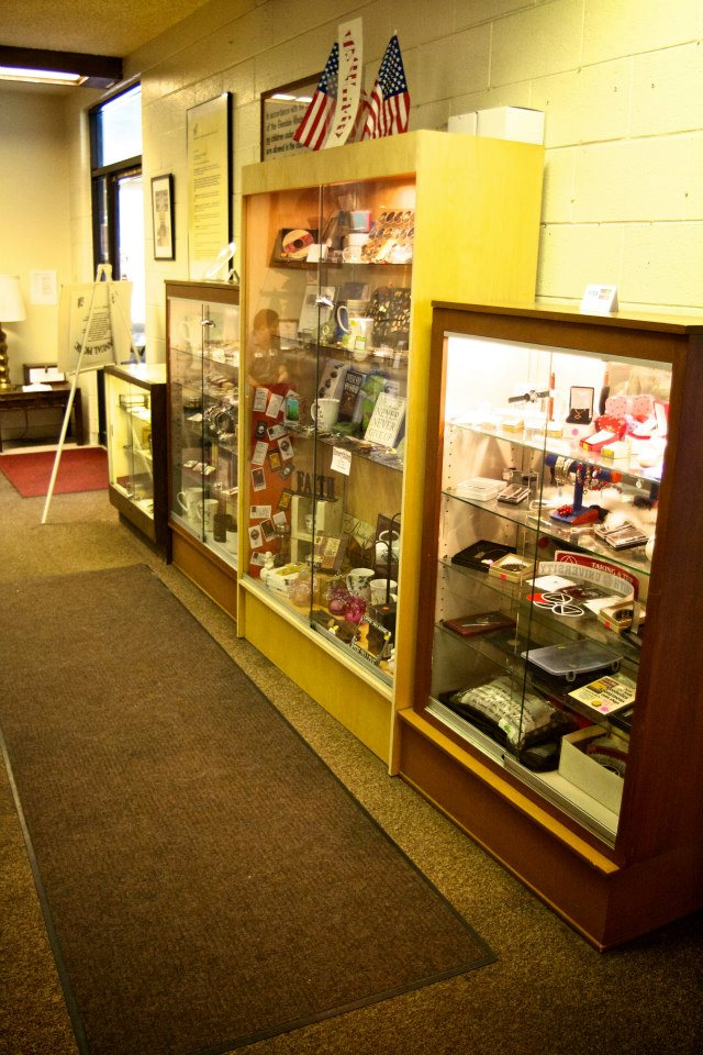 Visit our gift shop for literature and AA and Al-Anon related gifts.